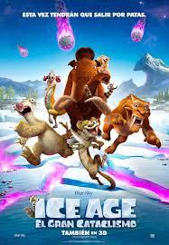 ice age el gran cataclismo